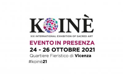Künzle & Tasin a Koinè 2021